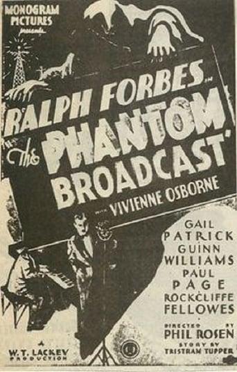 Poster of The Phantom Broadcast