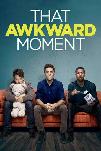 Poster of That Awkward Moment