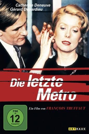 Poster of Die letzte Metro