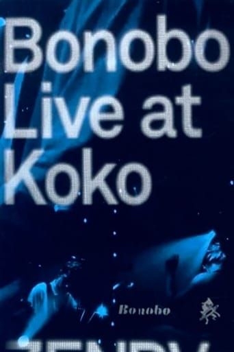 Poster of Bonobo Live at Koko