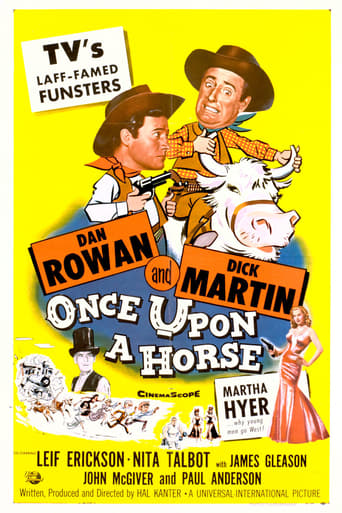 Poster of Once Upon a Horse...