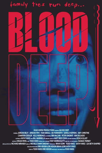 Poster of Blood Deep