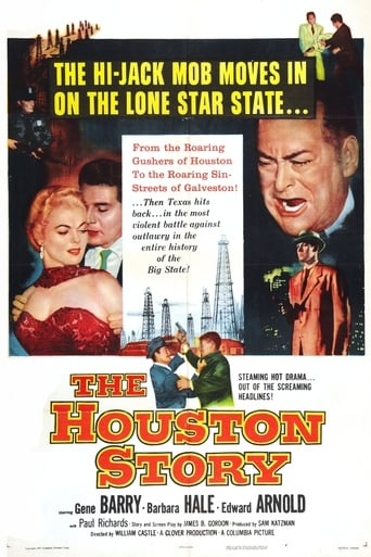 Poster of The Houston Story