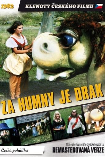 Poster of Za humny je drak