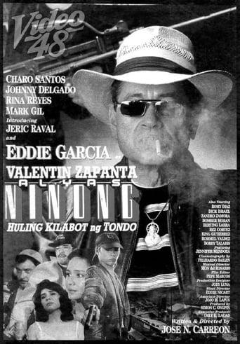 Poster of Alyas Ninong: Huling kilabot ng Tondo