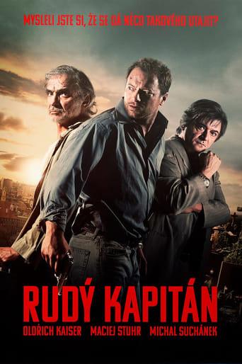 Poster of Rudý kapitán