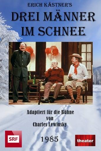 Poster of Drei Männer Im Schnee