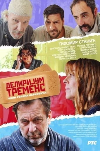 Poster of Delirijum tremens