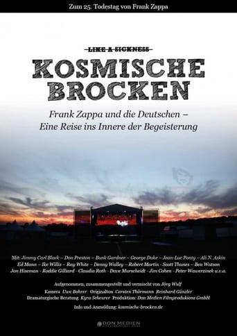 Poster of Kosmische Brocken - Frank Zappa und die Deutschen