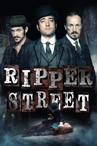 Poster of Ripper Street