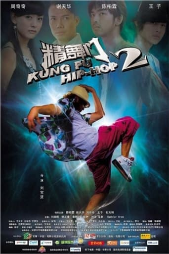 Poster of 精舞門2