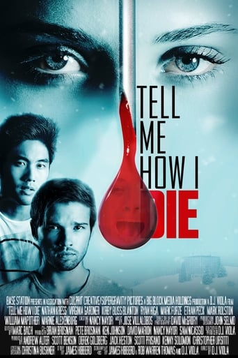 Poster of Tell Me How I Die