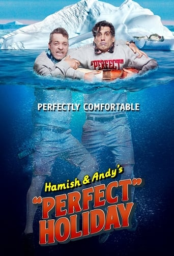 Poster of Hamish & Andy's ''Perfect Holiday