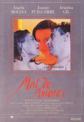 Poster of Mal de amores