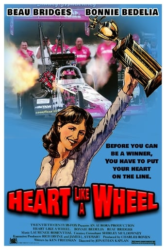 Poster of Heart Like a Wheel