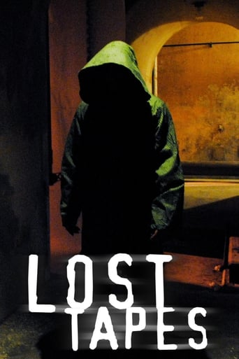 Poster of Lost Tapes