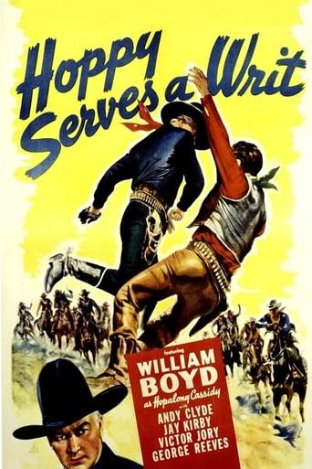 Poster of Hoppy Serves a Writ