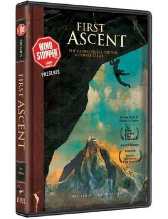 First Ascent poster