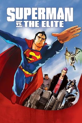 Poster of Superman vs. The Elite