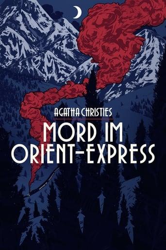 Filmplakat von Mord im Orientexpress