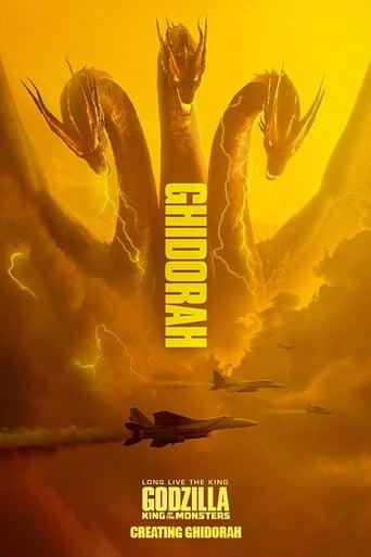 Poster of Creating Ghidorah