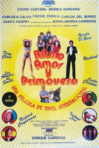 Poster of Ritmo, amor y primavera