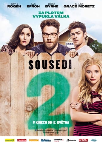 Poster of Sousedi 2