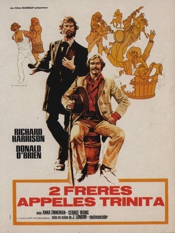 Poster of Two Brothers in Trinity