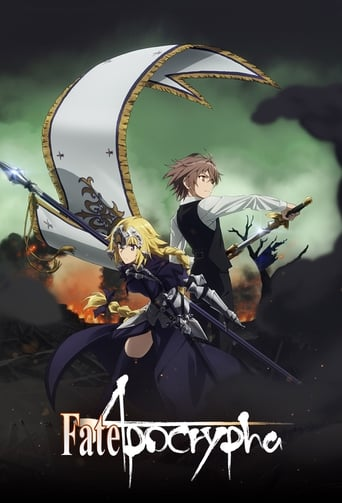 Poster of Fate/Apocrypha