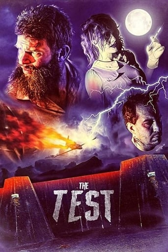 Poster of The Test