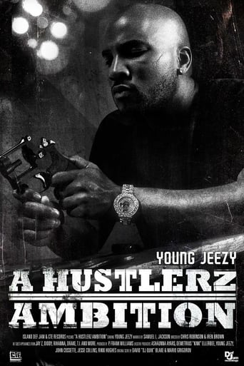 Poster of Young Jeezy: A Hustlerz Ambition