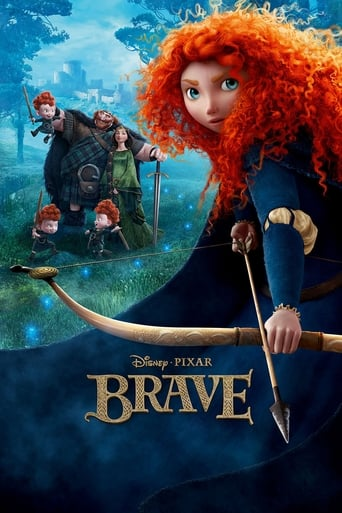 How old was Emma Thompson in Brave
