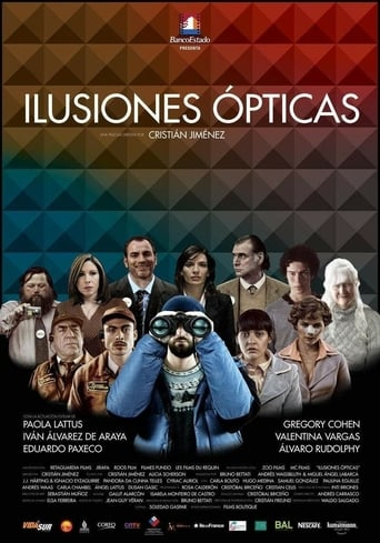 Poster of Optical Illusions