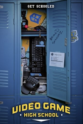 Poster of Video Game High School
