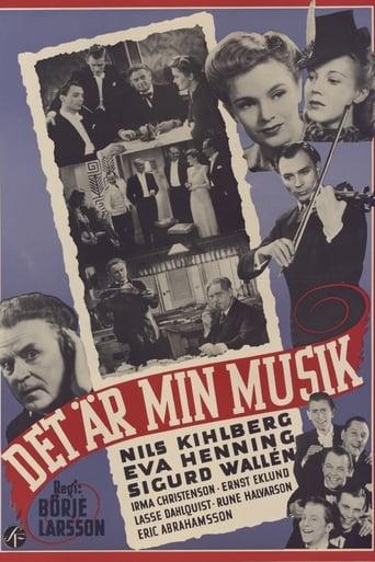 Poster of Det är min musik