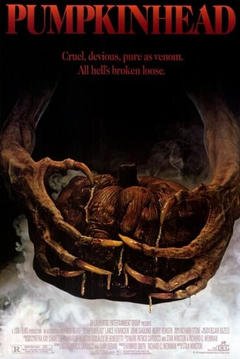 Poster of Pumpkinhead