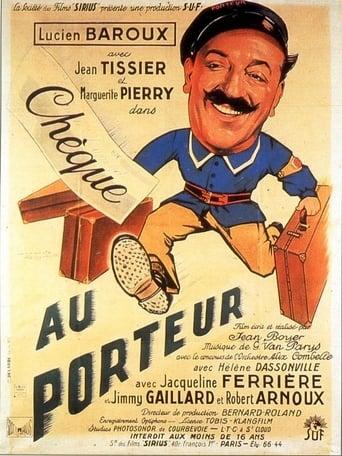 Poster of Chèque au porteur