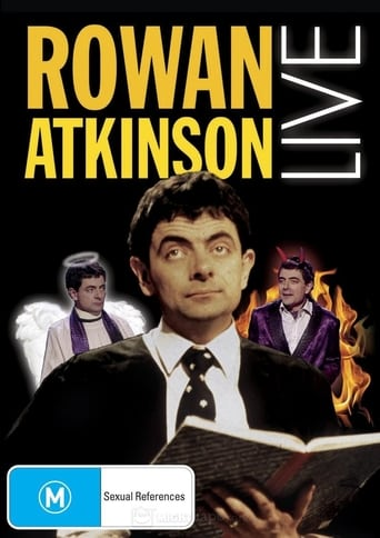 Poster of Rowan Atkinson: Not Just a Pretty Face