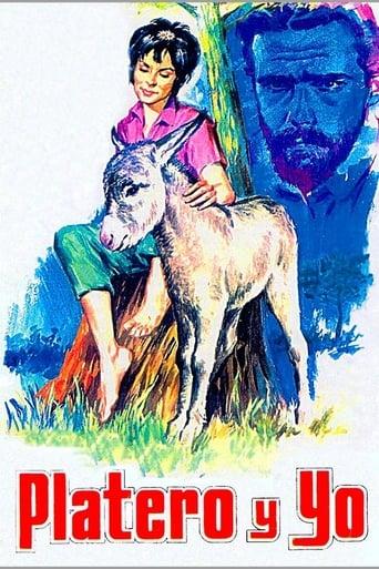 Poster of Platero y yo