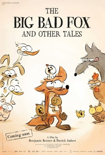 Poster of The Big Bad Fox and Other Tales