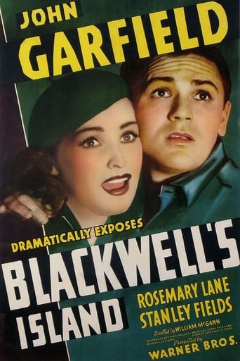 Poster of Blackwell's Island