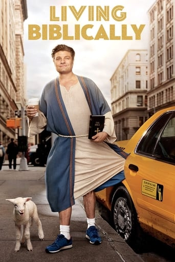 Poster of Living Biblically