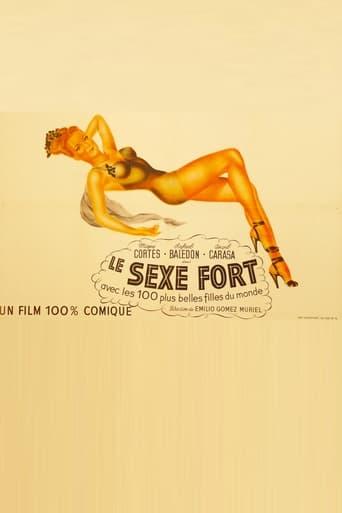 Poster of El sexo fuerte
