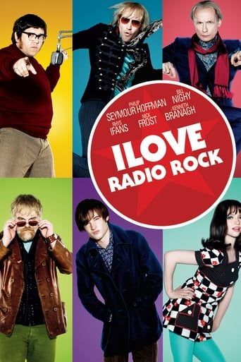 Poster of I love Radio Rock