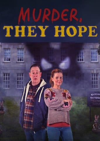 Poster of Murder, They Hope