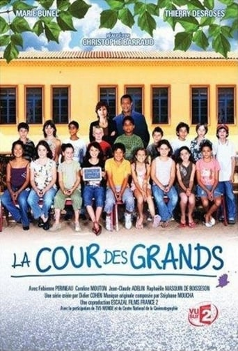 Poster of La cour des grands