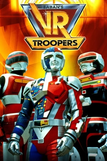 Poster of VR Troopers