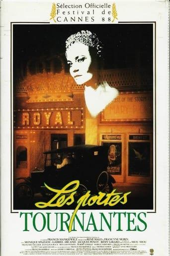 Poster of The Revolving Doors