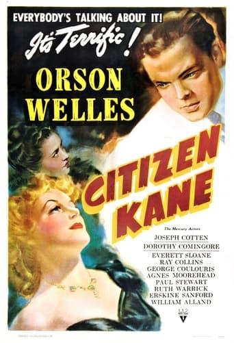 Poster of Citizen Kane