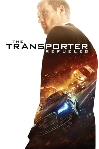 Poster of The Transporter Refueled